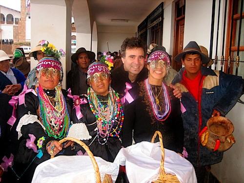 Peruvian Folkloric Dances- Pallas in Llamellin- Kid World Citizen