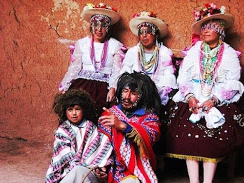 Peruvian Folkloric Dances- Las Pallas- Kid World Citizen