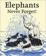 Elephants Never Forget Book- Kid World Citizen