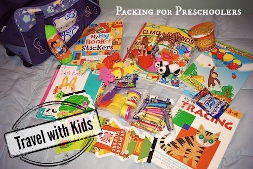 Bag o Fun Toys to Bring Travel Kids- Kid World Citizen