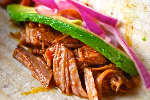 Cochinita Pibil Mexican Pork Tacos- Kid World Citizen