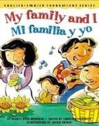 Mi Familia y Yo Bilingual Book- Kid World Citizen