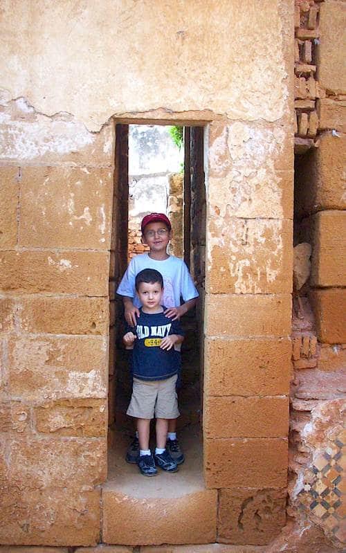 Kids Enjoying Morocco- Kid World Citizen