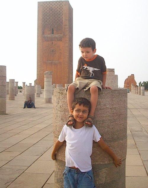 Moroccan Kids- Kid World Citizen
