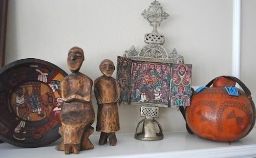 Ethiopian Art- Kid World Citizen