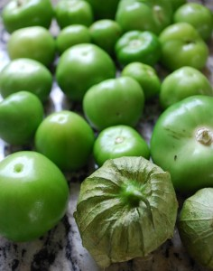 Tomatillos Salsa Verde- Kid World Citizen