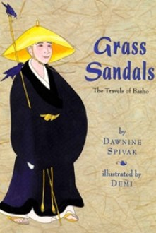 Grass Sandals Basho Book- Kid World Citizen