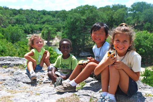 Kids Geocaching Adventure- Kid World Citizen