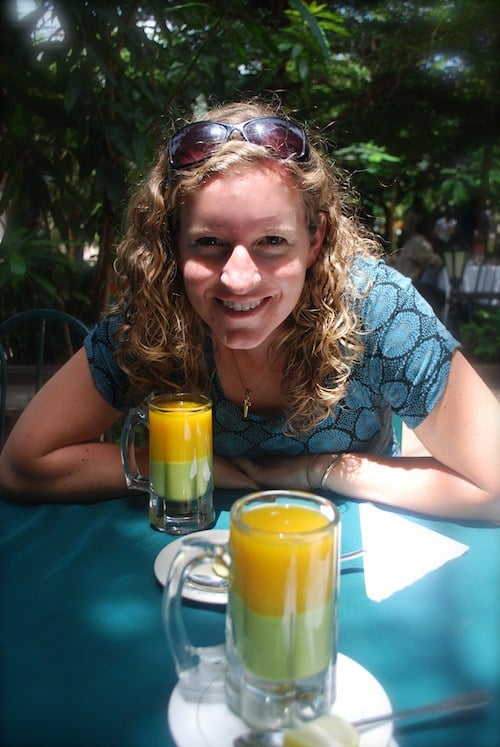 Ethiopian Layered Juice- Kid World Citizen