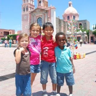 Tequisquiapan Tourist- Kid World Citizen