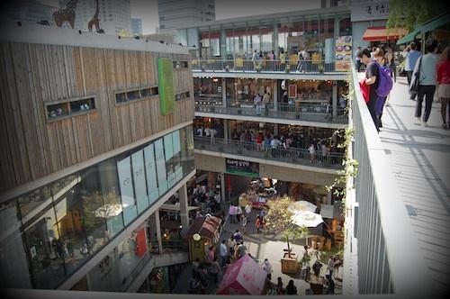 Insadong Market Korea- Kid World Citizen