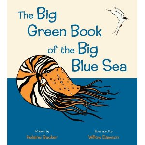 The Big Green Book of the Big Blue Sea- Kid World Citizen