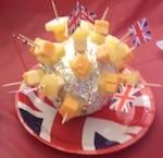 Hedgehog Jubilee Party- Kid World Citizen