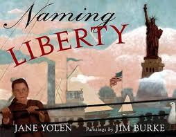 Naming Liberty Children's Book- Kid World Citizen