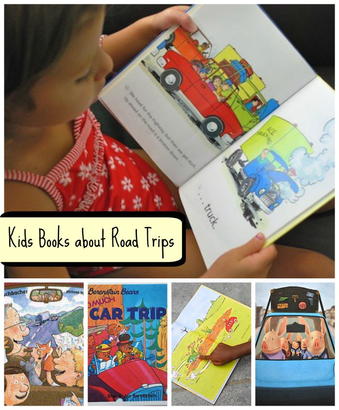 Kids Books about Road Trips- Kid World Citizen