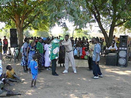 Malawi Wedding chitenje- Kid World Citizen