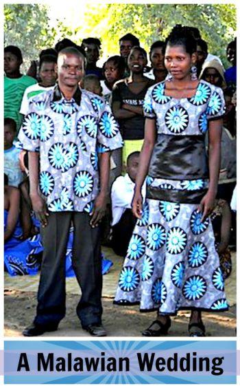 Malawian Wedding- Kid World Citizen