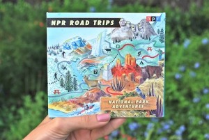 NPR National Parks CD- Kid World Citizen