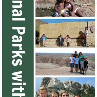 US National Parks with Kids