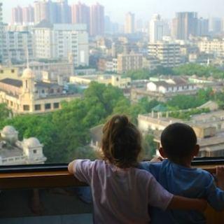 Watching Guangzhou Traffic- Bilingualism in Adoptive Families- Kid World Citizen