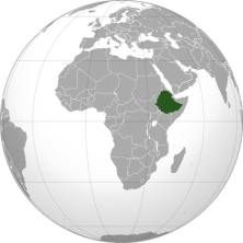 Ethiopia Location- Kid World Citizen