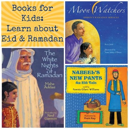 Books about Ramadan- Kid World Citizen