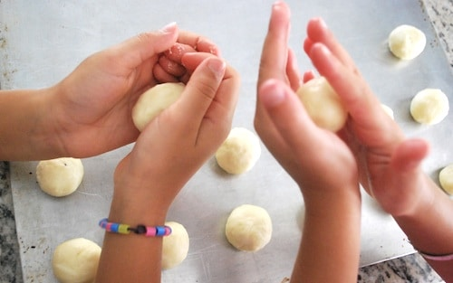 Rolling Pao de Queijo- Kid World Citizen