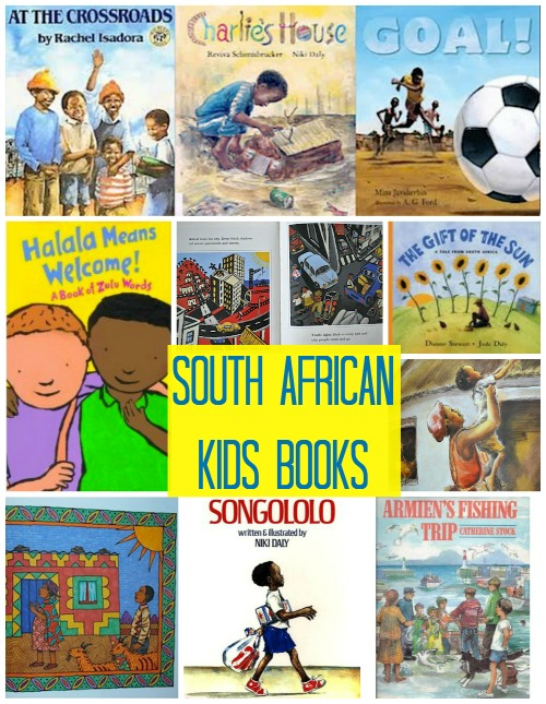 South African Kids Books- Kid World Citizen