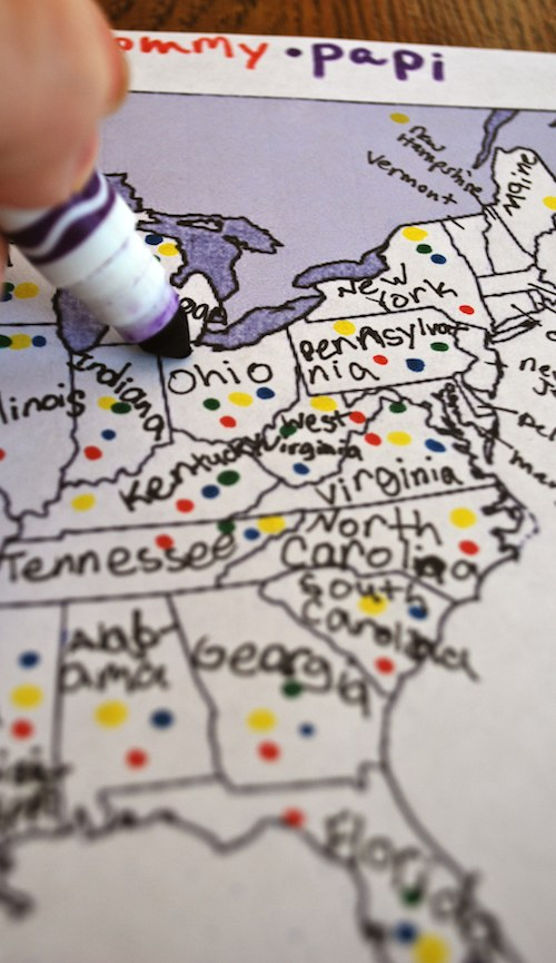 How Many States Have You Been To- Kid World Citizen