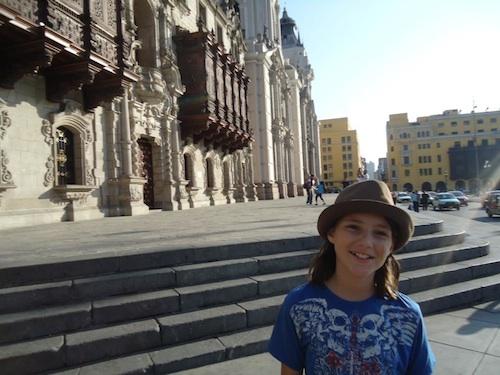 Miro Lima- Kid World Citizen