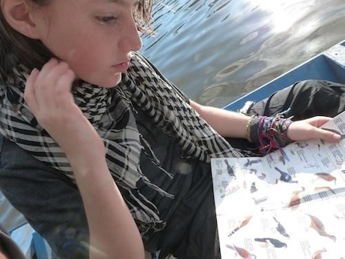 Miro on Amazon River- Kid World Citizen