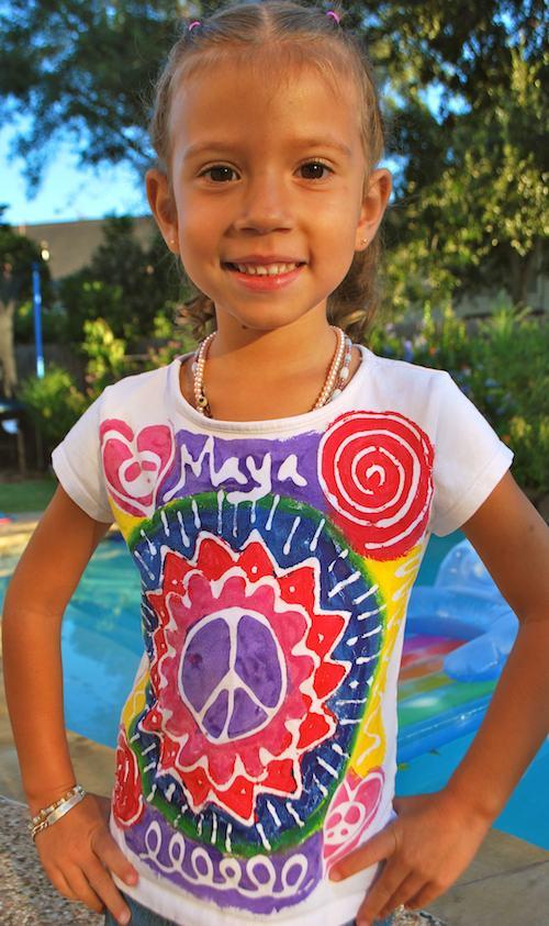Homemade Batik for Kids- Kid World Citizen