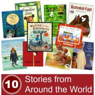 10 Stories from Around the World- Kid World Citizen