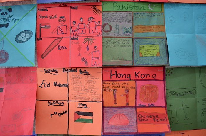 story quilt template