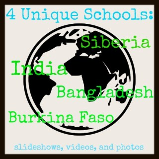 Schools Around the World- Kid World Citizen