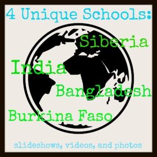 Schools Around the World- Kid World Citizen