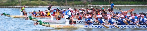 Dragon Boat Races- Kid World Citizen