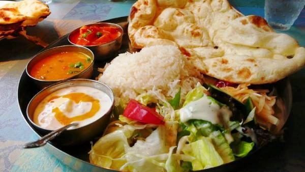 Vegetarian Curry- Kid World Citizen