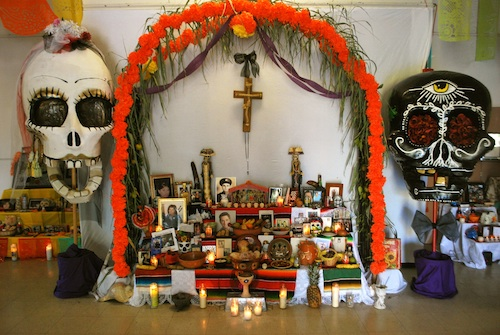 Day of the Dead- Dia de los Muertos- Kid World Citizen