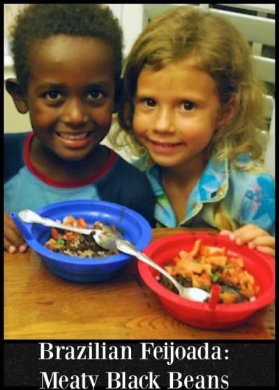 Brazilian Recipes Feijoada- Kid World Citizen