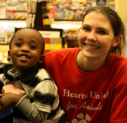 Kids Volunteer at Barnes and Noble- Kid World Citizen