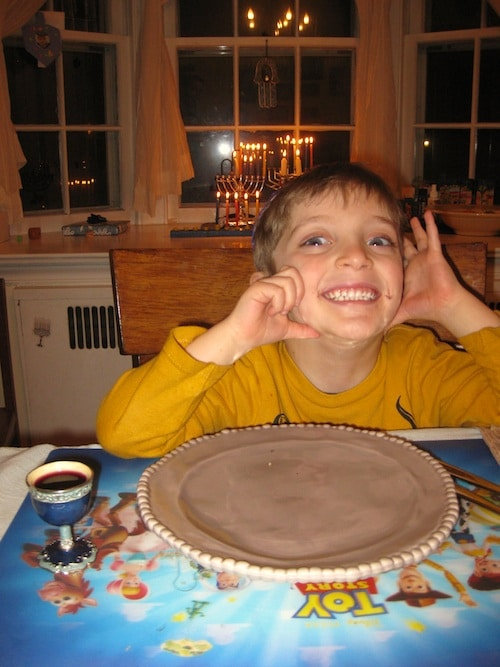 Kids Celebrating Chanukkah- Kid World Citizen
