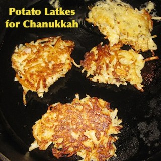 Let's Learn about Chanukkah and Make Potato Latkes!