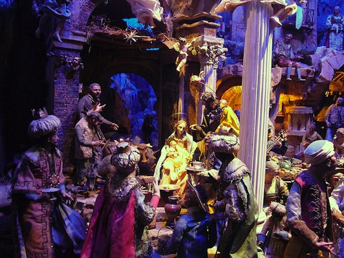 Presepio Italy- Kid World Citizen