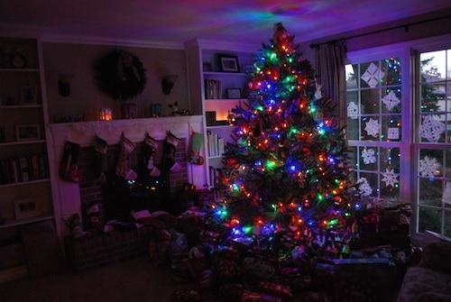 Christmas Morning Rituals- Kid World Citizen