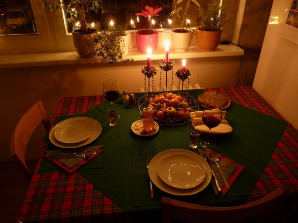 Christmas Dinner in Slovakia- Kid World Citizen