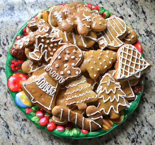 Christmas In Slovakia With Medovniky Honey Spice Cookies
