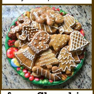 Recipe for Medovniky: Slovak Christmas Honey & Spice Cookies