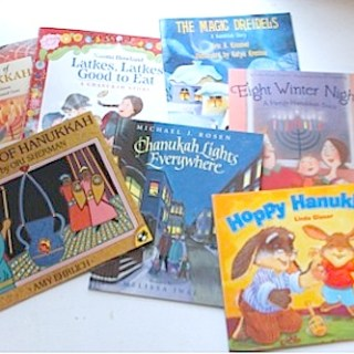 Favorite Books about Hanukkah for Kids