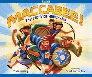 Hanukkah Books for Kids History- Kid World Citizen